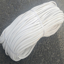 white L1m W 5mm ABS soldering wire roll plastic welding bumper feed car ship motorcycle free shipping