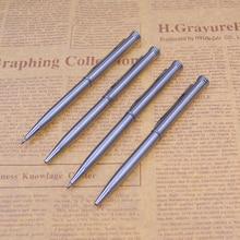 Metal Ball Point Pen 0.5 mm Black Ink Cross Gyration ball-point pen 11 cm Length Office School Supplies Gift