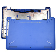 цена на Original New For HP Pavilion 17-BS 17T-BS 17-AK 17Z-AK Laptop Bottom Base Bottom Case Cover Marine Blue 926496-001