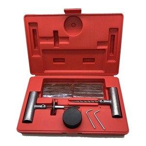 Image 1 - Kit de reparação de pneus van do carro da motocicleta ferramentas de reparo de pneus de emergência resistente sem câmara de ar pneu puncture repair kit