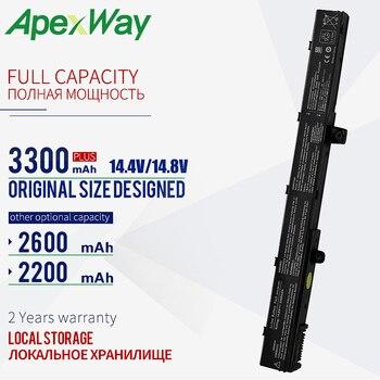 ApexWay 14.8V Batterie D'ordinateur Portable pour ASUS A41N1308 A31N1319 0B110-00250100 X551M Pour Asus X451 X551 X451C X451CA X551C X551CA Série