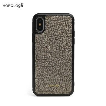 Horologii tùy chỉnh tên miễn phí cho Iphone 10 X XS 11 Pro Max Ốp lưng điện thoại Ốp lưng Ốp lưng Tặng sang trọng gói trang sức giọt
