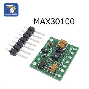 Image 4 - Low Power MAX30102 Heart Rate Pulse Breakout Board For Arduino / Blood Oxygen Sensor Module MAX30100 Pulse Oximeter
