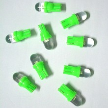 30 sztuk T10 LED wnętrze Instrument Panel Gauge żarówki 2825 168 194 154 zielona dekoracja deski rozdzielczej Automotive Goods