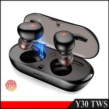 Y30 Tws Bluetooth Headsets Opladen Doos Draadloze Hoofdtelefoon 9D Stereo Sport Waterdichte Oordopjes Pk I12 I7s Tws Pro Oortelefoon cheap youe shone In-Ear Hybride technologie Cn (Oorsprong) wireless 120dB 30mW voor internet bar hoofdtelefoon monitor voor video game