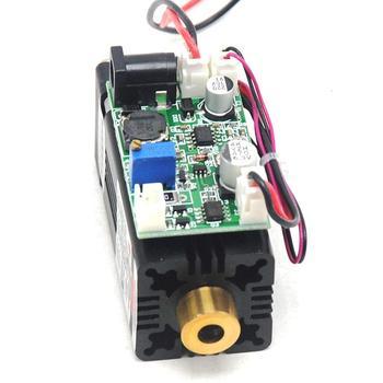 цена на 405nm 150mW Violet/Purple Blue Laser Diode Dot Module 12VDC w/TTL Good Cooling