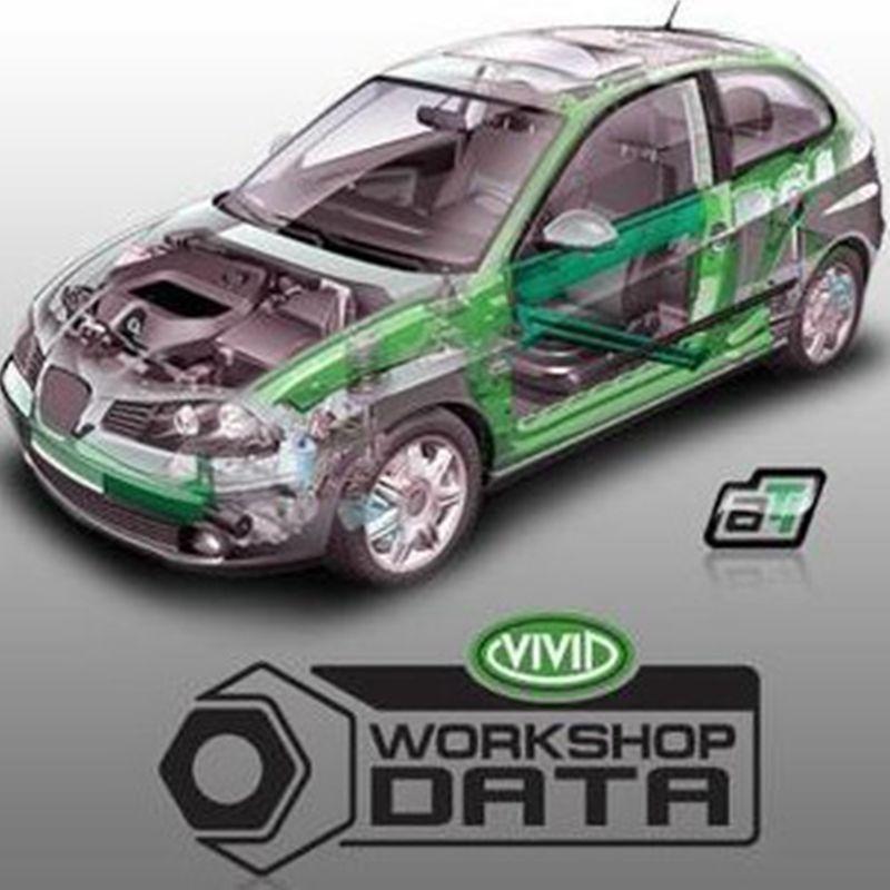 Auto Car Repair Software Vivid Workshop Data ATI 10.2 Software Europe Workshop Service Manual, Electrical Vivid CD Free Shipping