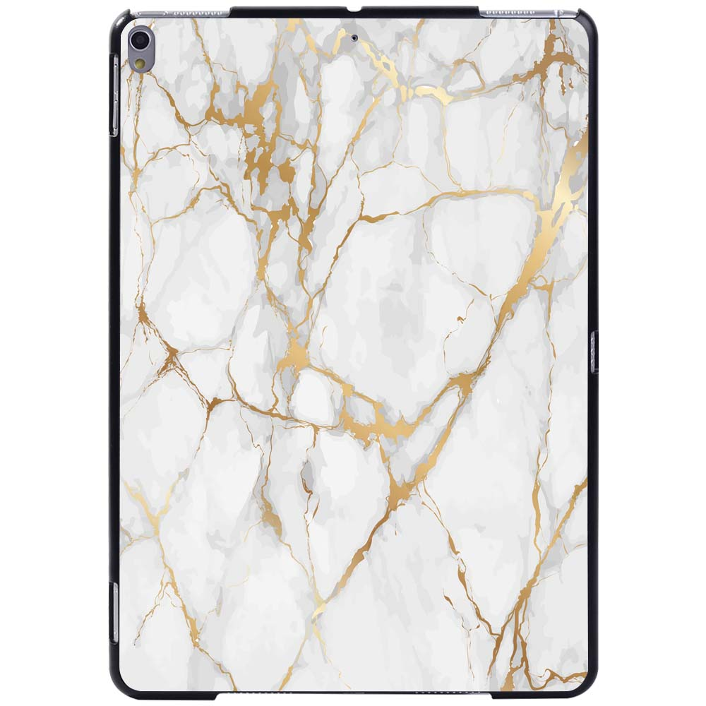 gold vein marble Pink For Apple iPad 8 10 2 2020 8th 8 Generation A2428 A2429 Slim Printed Marble tablet