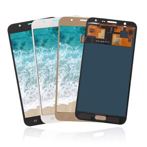 Image 5 - PINZHENG 100% Original Quality LCD For Samsung Galaxy J7 2015 J700 J700F J700H J700M LCD Display Touch Screen Digitizer Assembly