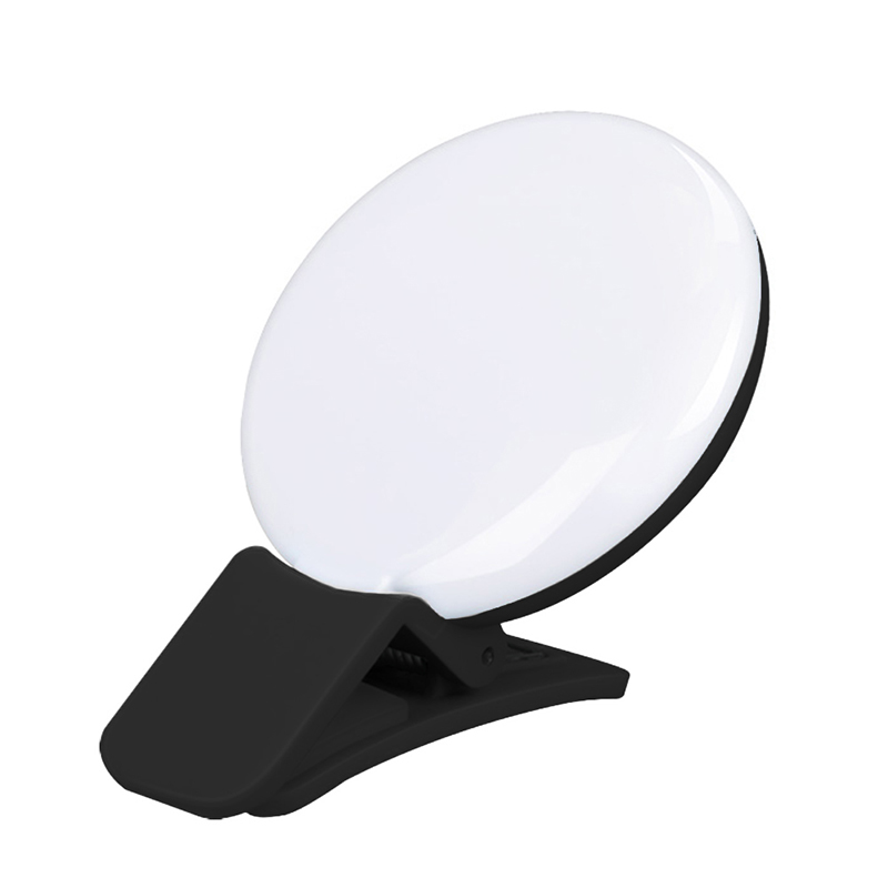 cheapest 10inch Selfie Ring Light with Tripod 360-degree Rotatable Ball Head Stabilizer Dimmable USB Ring Light for Photography Anchor