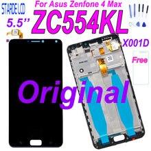 Оригинальный 55 ''для asus zenfone 4 max zc554kl ЖК