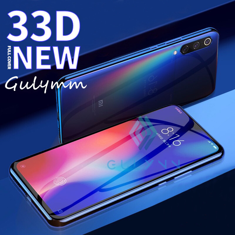 Front +Back 33D Hydrogel Film Full Cover For <font><b>Xiaomi</b></font> <font><b>Mi</b></font> 9 9SE Redmi 7A Note 7 6 5 7S Pro <font><b>Screen</b></font> <font><b>Protector</b></font> Film For Redmi K20 Pro image