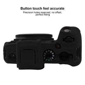 Image 3 - PULUZ Soft Silicone Rubber Camera Protective Body Cover Skin Case  for  Canon EOS RP SLR Camera Bag Housing protector Cover