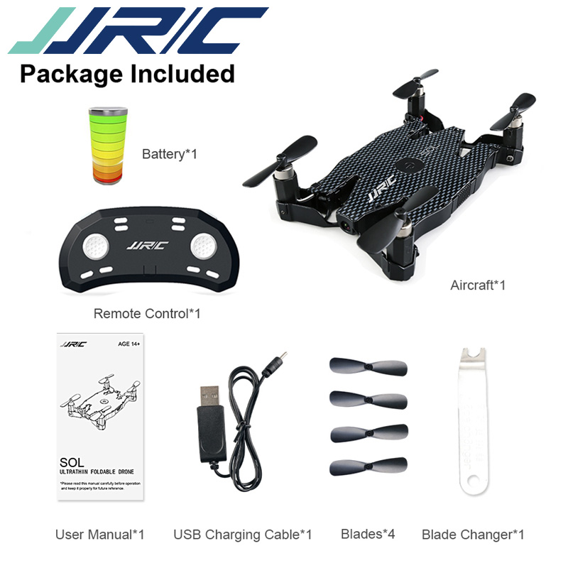 JJRC JJR/C H49 Mini Drones 2.4G Gravity Control Altitude Hold Headless Mode RC Quadcopter VS H36 H56 For Children Gift image