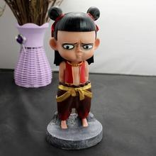 pop it diy Anime Figure Action Figure Anime Figures Collection Doll mini Toy model for children gift