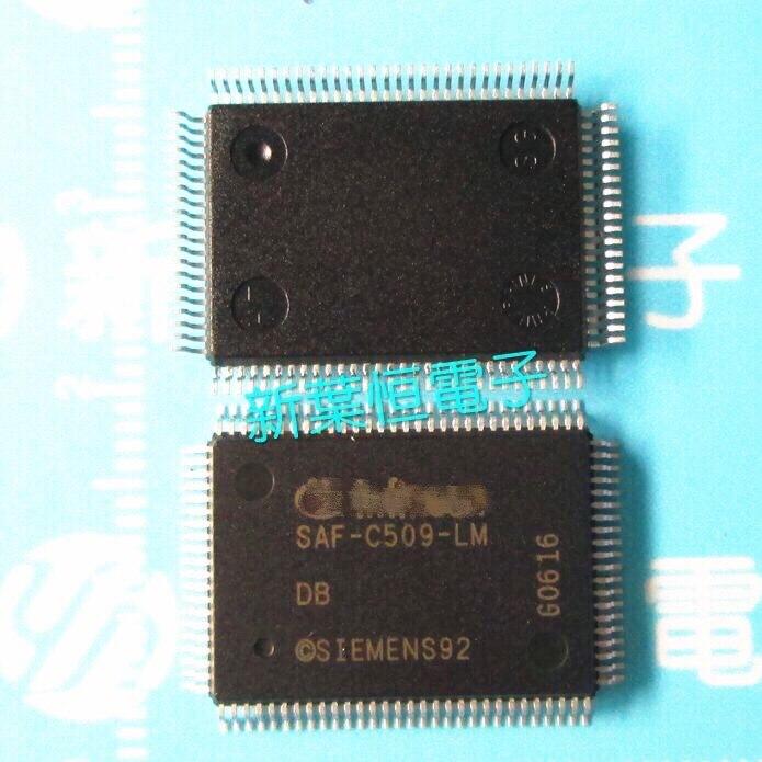 1PCS~5PCS/LOT  SAF-C509-LM-DB  SAF-C509-LM  QFP100  New Original