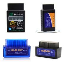 Mini ELM327 V 2,1 Bluetooth OBD 2 Erweiterte OBDII OBD2 ULME 327 Auto Auto Diagnose Scanner Code Reader Scan Tool