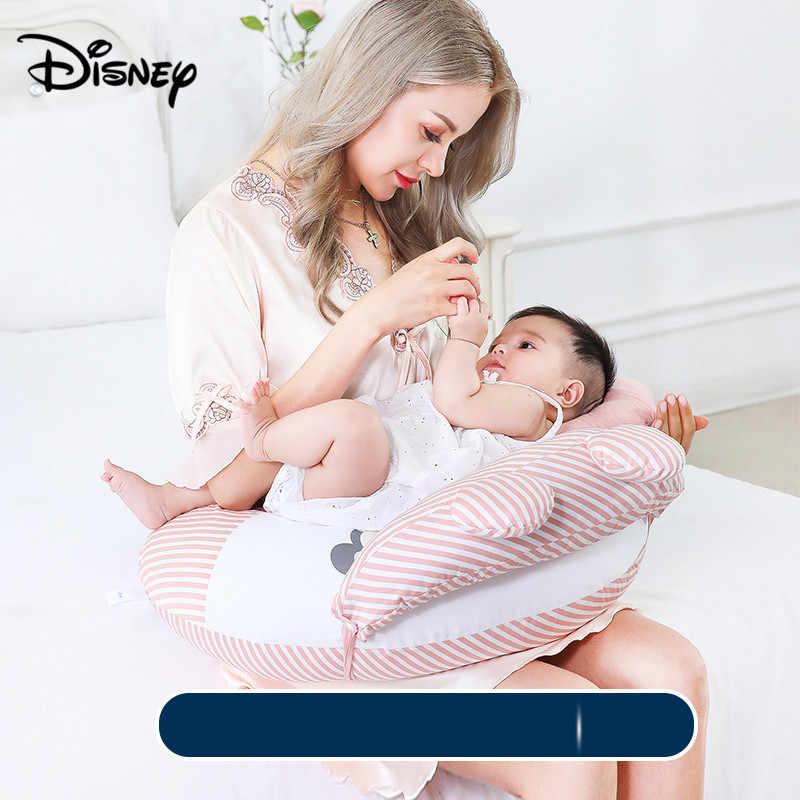 Disney coussin allaitement ceinture oreillers d'allaitement assis sur la lune facile à faciliter coussins de chaise oreiller bébé
