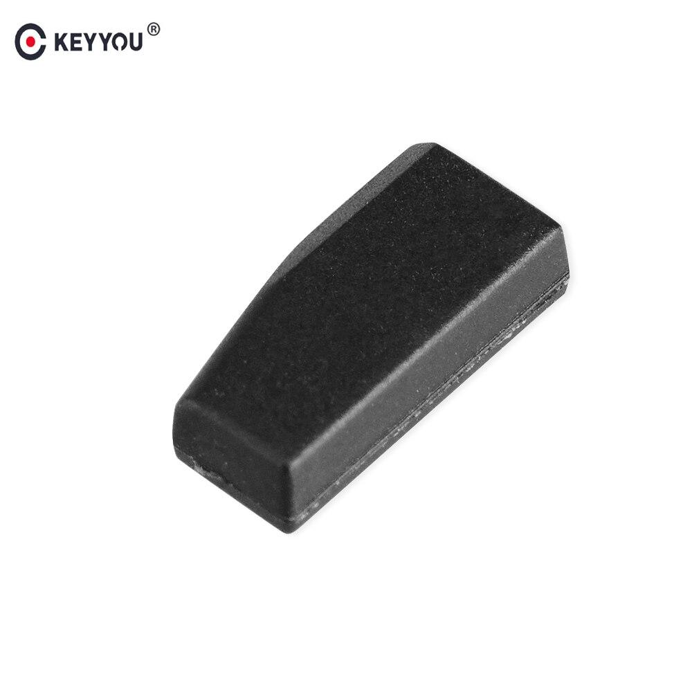 KEYYOU remote Car Key Chip Transponder Carbon Chip 4D62 TP28 ID62 4D62 Chip for Subaru Forester Impreza Auto Car Key Programmer