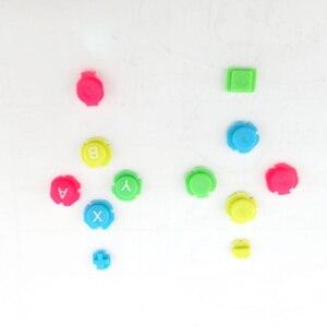 Image 5 - Kleurrijke Abxy Richtingen Keys Knoppen Joystick Voor Nintendo Switch Ns Nx Controller Joy Con Links Rechts Controller