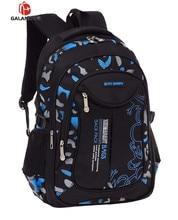 Popular Fashion School Bag Teen Candy Orthopedic Boy Girl Waterproof Knapsack Student Book Children Backpacks