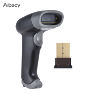 Aibecy Handheld Wireless USB2.0 Wired CCD Barcode Scanner Reader Store 2500 Bar Code for Android OS