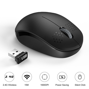 Noiseless 2.4GHz Wireless Mouse Portable Mini Usb Mouse For Laptop PC Mute Computer Mouse 1600 Dpi yaminsannio boots dies scrapbooking metal cutting new 2019 shoes die cuts for card making cloud craft dies embossing