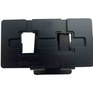 Image 5 - אלומיניום יישור מתכת עובש עבור אפל שעון 1 2 3 4 38mm 40mm 42mm 44mm LCD מגע מסך זכוכית OCA רבד יישור עובש