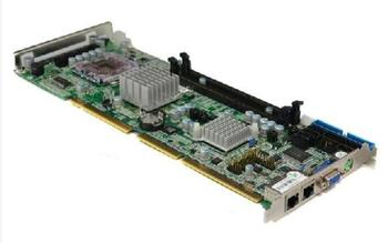New Full size CPU Card For Intel 82G41 + ICH7R IPC Embedded Motherboard Industrial Mainboard PICMG1.0 Bus ISA PCI SBC 2*LAN