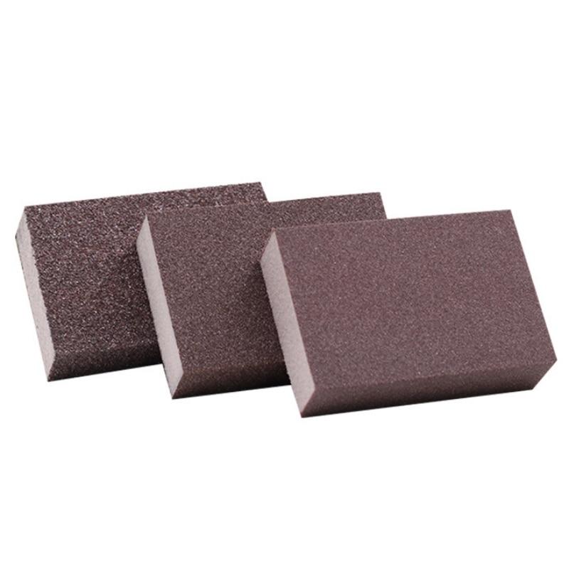LUTER 4 Pieces Sanding Sponge Wet and Dry Sanding Block Coarse//Medium//Fine//Superfine 4 Different Sanding Pads 4 Blocks