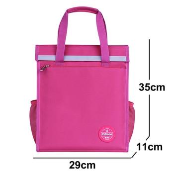 2020 New Children School Bags for Teenagers Boys Girls Big Capacity School Backpack Waterproof Kids Book Bag Travel Backpacks - Pink