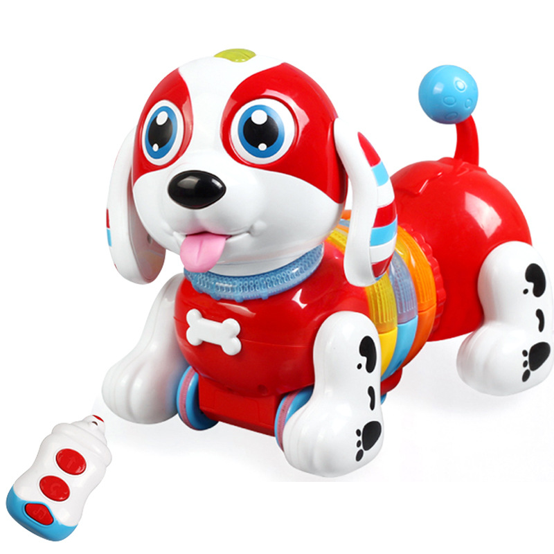 Canhui BB396 Remote Control Naughty Sausage Meng Dog Variety Mode Electric Dog Smart Touch Small Partners