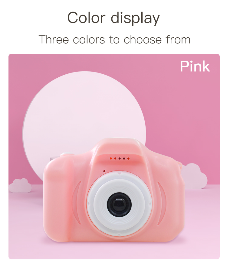 He788bcb164ea4590a86ca372c885ddc9i TISHRIC Mini Digital Children's Camera 1080P Kids Educational Toys camera For Shooting Video For Children Baby Birthday/Gifts
