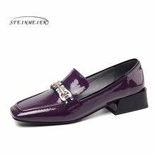 נשים נעליים שטוחות 2020 עור אמיתי להחליק על דירות פלטפורמת נעלי גבירותיי קיץ אישה גלדיאטור שטוח גומי בלעדי נעליים