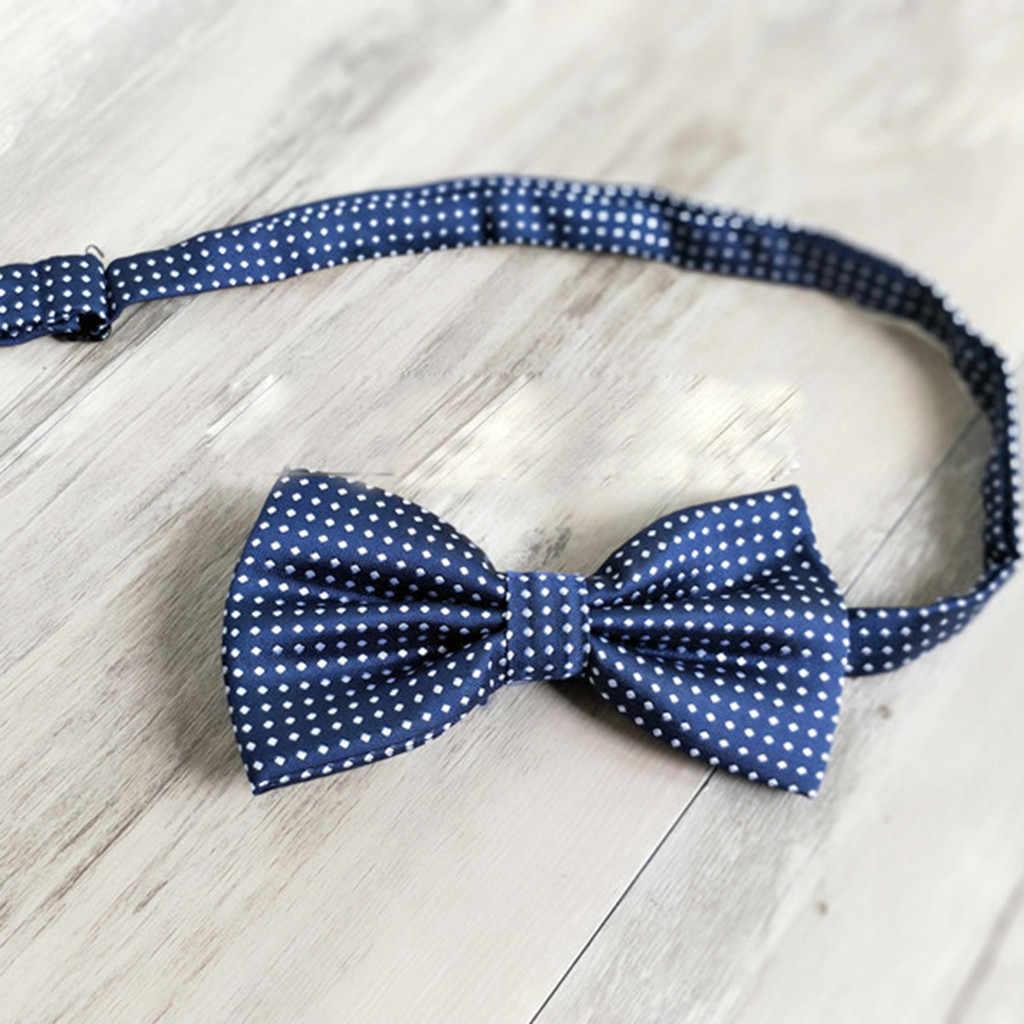 Meilleure vente hommes cravate réglable mode mâle formel point noeud papillon nouveauté smoking cravate noeud papillon corbatas para hombre sea3