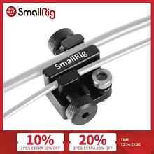 SmallRig Universal Cable Clamp For diameter from 2 7mm thickness & support 2 cables of various thicknesses the same time BSC2333