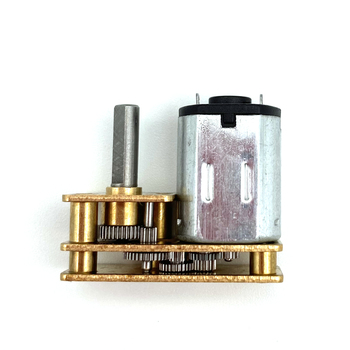 DC 3V Micro Speed Gear Motor N20 Mini Metal Electric Gear Reducer Motor 15-1000RPM Reduction Gear Motor for Car Robot Model