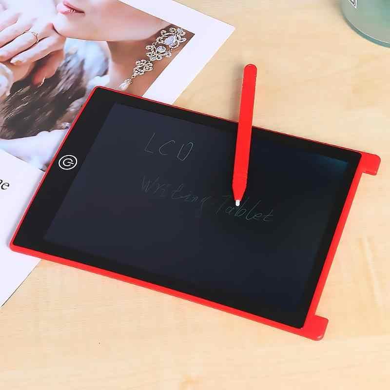 8,5 pulgadas ultrafino e-escritor tableta portátil LCD tablero de escritura niños dibujo desarrollo de juguetes de escritura aritmética para niños