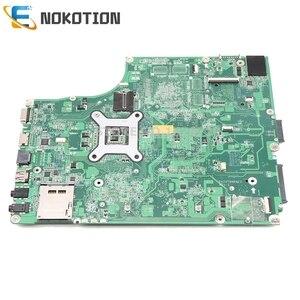 Image 2 - NOKOTION Laptop Motherboard FOR ACER aspire 5820G 5820T 5820TZG MBPTG06001 DAZR7BMB8E0 31ZR7MB0000 HM55 DDR3 free cpu