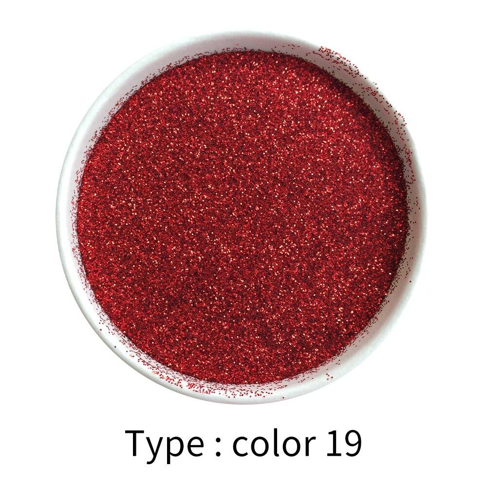 8g Dark Red Glitter Pulver Pigment Beschichtung Farbe Pulver für ...
