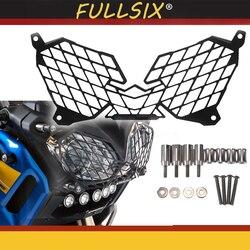 Modyfikacja motocykla osłona reflektora osłona ochraniacza osłona na maskownicę do XT1200Z XT 1200 Z super tenere 2010-2018