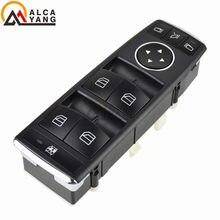 Malcayang-controlador lateral para Mercedes W204, W212, Clase C E, interruptor para ventana eléctrica, alta calidad, A2128208310/2128208310