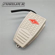 цена на AC 380V DC 220V SPDT Momentary Control Foot Pedal Switch EKW-5A-B for Spot Welding Machine