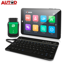 XTUNER E3 V 10,7 Auto Scanner + Tablet OBD2 WiFi Volle Systeme Easydiag Automotive Diagnostic Tool