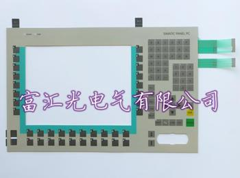 Membrane Keyboard Switch for 6AV7613-0AB11-0CH0 Membrane Keypad