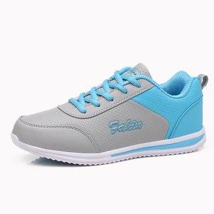 Image 3 - Zapatos informales de plataforma para mujer, zapatillas de estilo coreano, planas, para primavera y verano, 2020, gran oferta