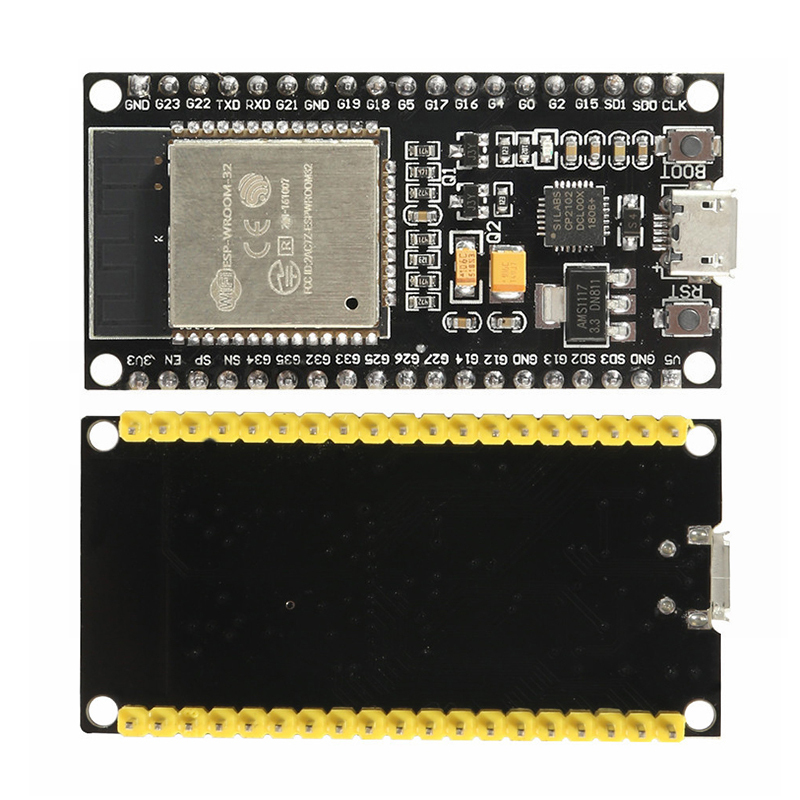 Новинка 1 шт. ESP32 макетная плата WiFi + Bluetooth сверхнизкой Мощность потребление двухъядерный Процессор ESP-32 ESP-32S ESP 32 похожие ESP8266