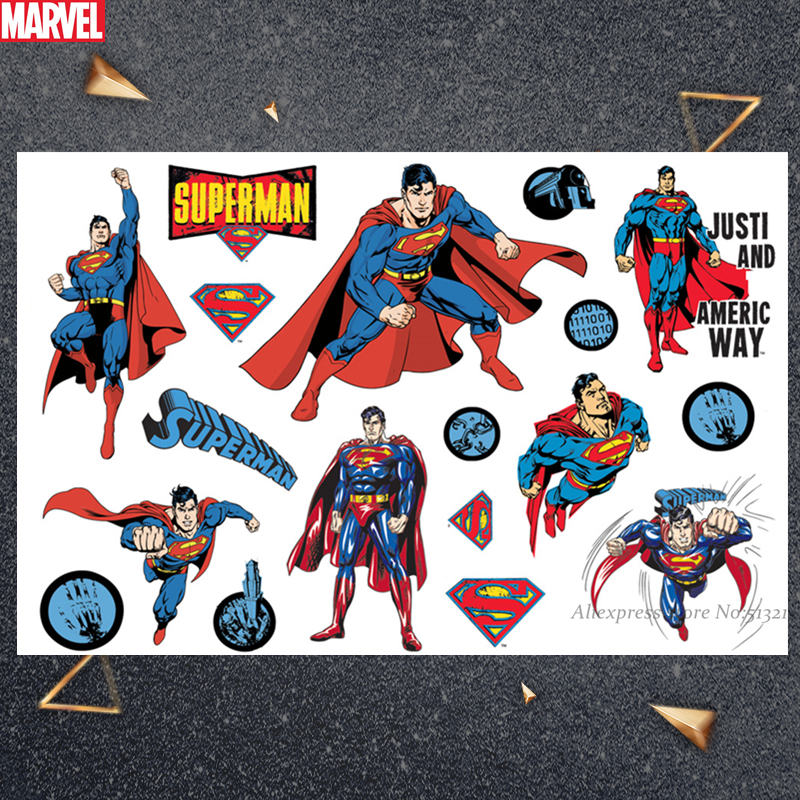 主图超人水印