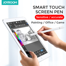 Joyroom Stylus Pen For Samsung iPhone iPad Pro 11 12.9 9.7 2018 Air 3 10.2 2019 Min Smart Capacitance Pencil For Apple Touch Pen