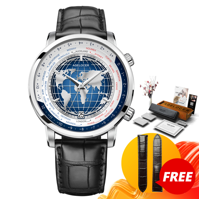 Agelocer Men's Mechanical Automatic Watches